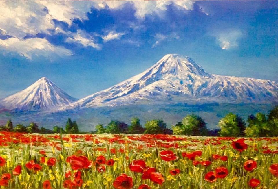 Открытки армения, надписью самый